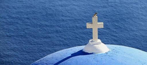 greece-cross-bird-sea-church-1660546
